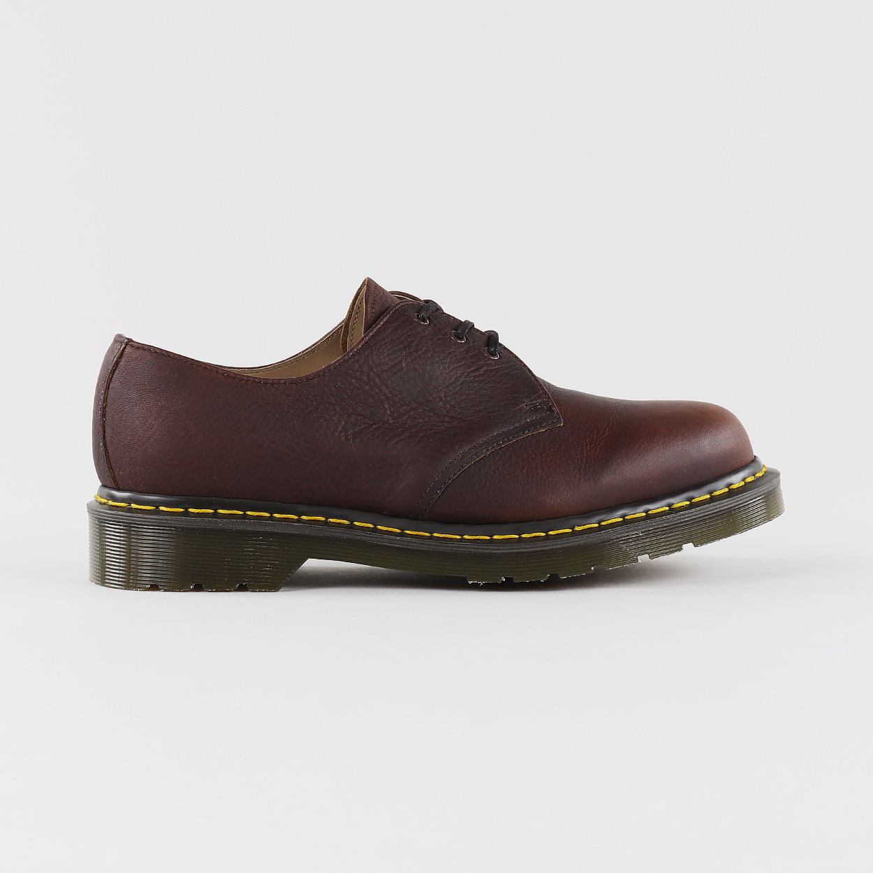 76722c8854b Dr Martens Made In England Mens 1461 Abandon Shoes Dark Tan Brown £155.00