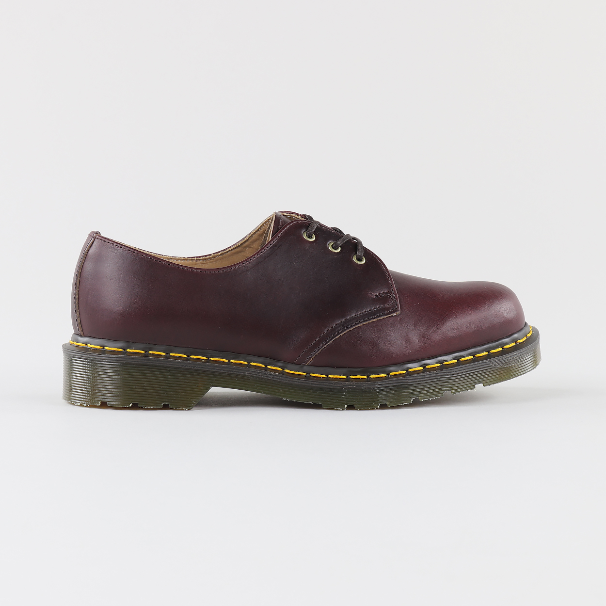 really comfortable stable quality really cheap Dr Martens Mens Leather 1461 Chromexcel Shoes Boots Burgundy ...