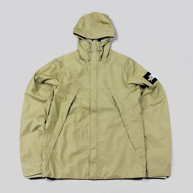 The North Face Black Label Mens 1990 Mountain Jacket Moss Green