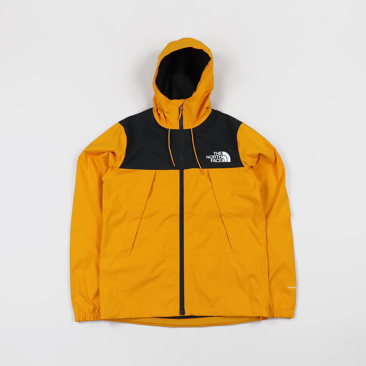 The North Face 1990 Mountain Q Jacket 'Yellow' Quick Look (Feat. Tuape Green)