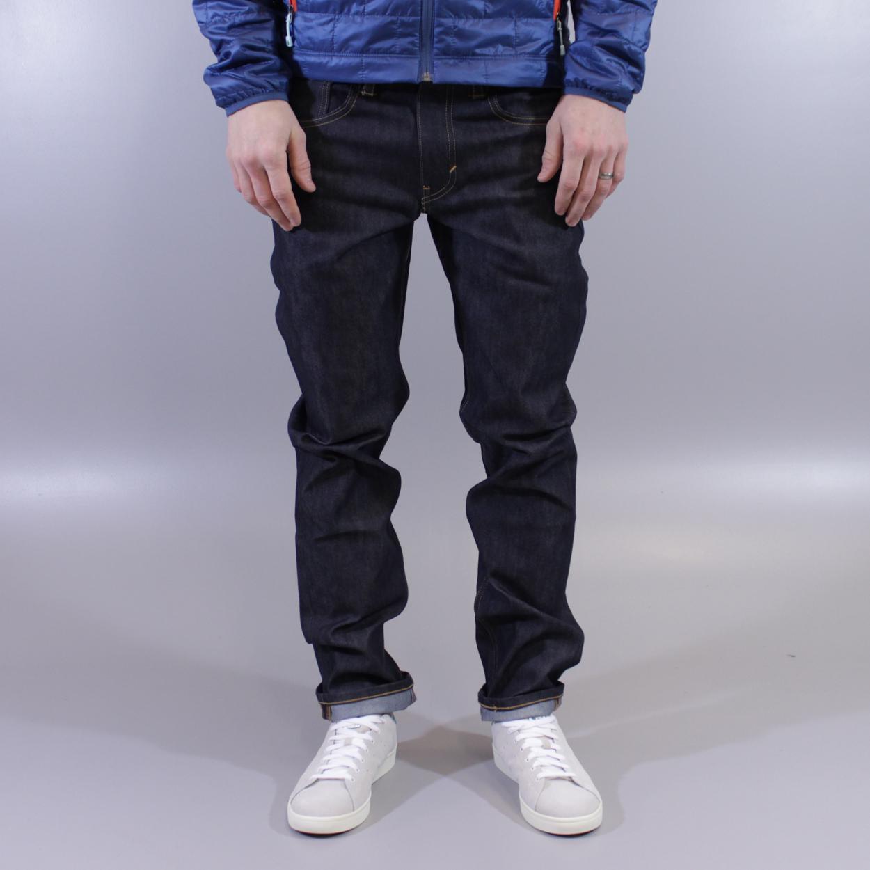 Levi Skate 511 Slim Jeans Rigid Indigo