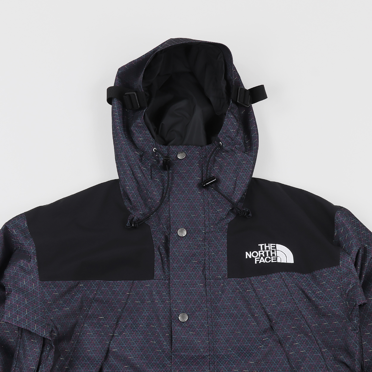 d24fa5bce The North Face Mens CMYK 1990 Mountain Jacket Engineered Jacquard ...