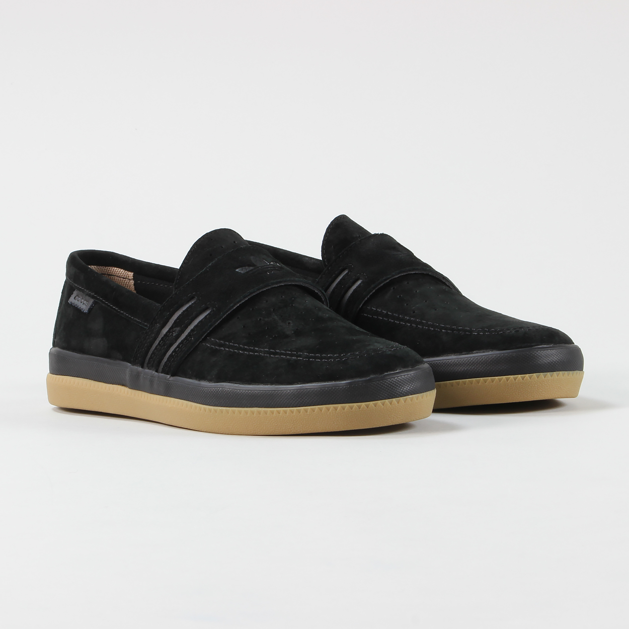 finest selection f365e a2e58 A skate shoe inspired by Adidas classic penny loafer shoe of the same  name, the Acapulco has a suede upper and a gum rubber sole and style for  miles.