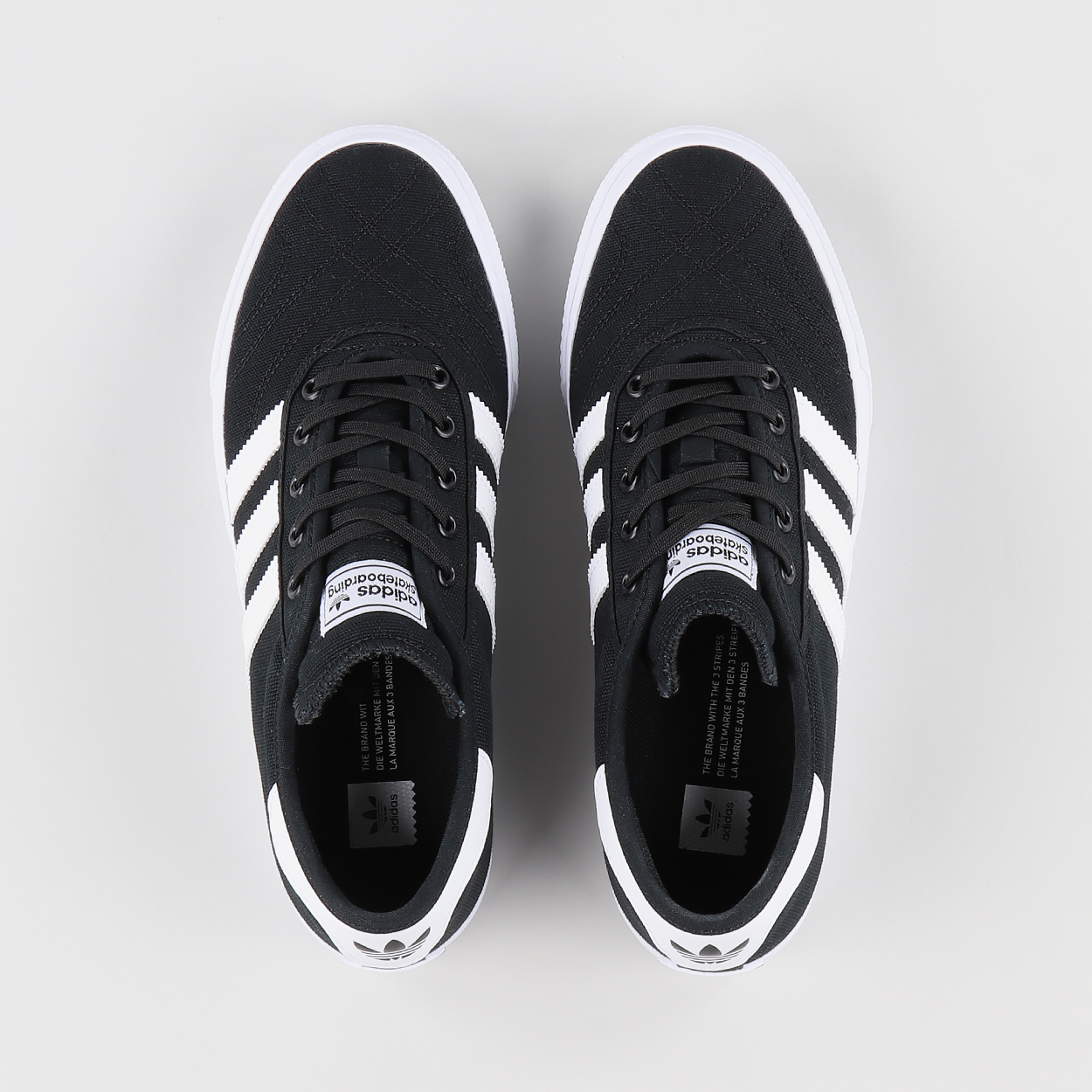 innovative design 4f318 c53ef Inspired by classic soccer boots, the Adi Ease skate shoe has been revamped  with a new strong canvas upper to provide a versatile shoe for riding in.  Adidas