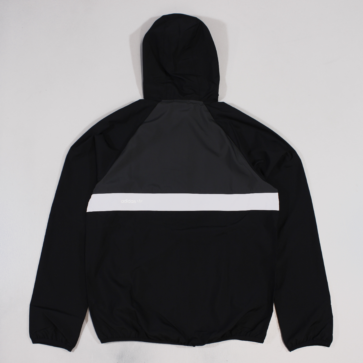 info for e9eef 4cccc Adidas ADV Wind Jacket Black