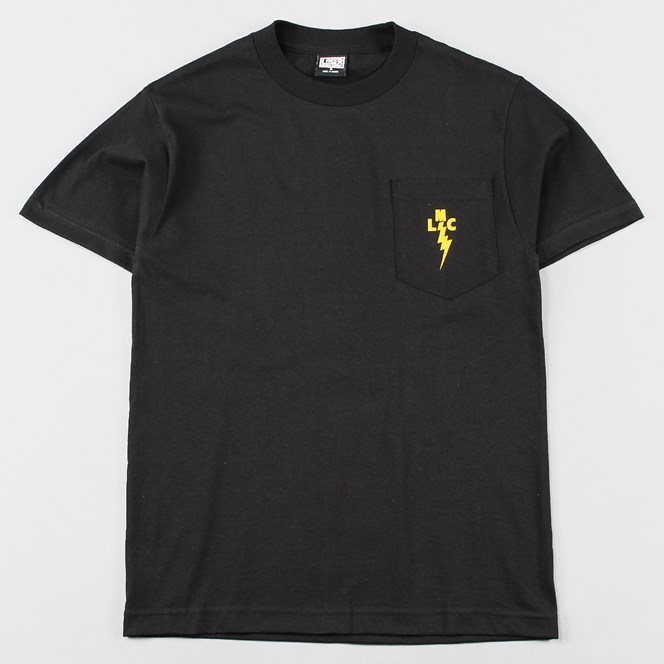Loser Machine All Business Pocket T Shirt Black