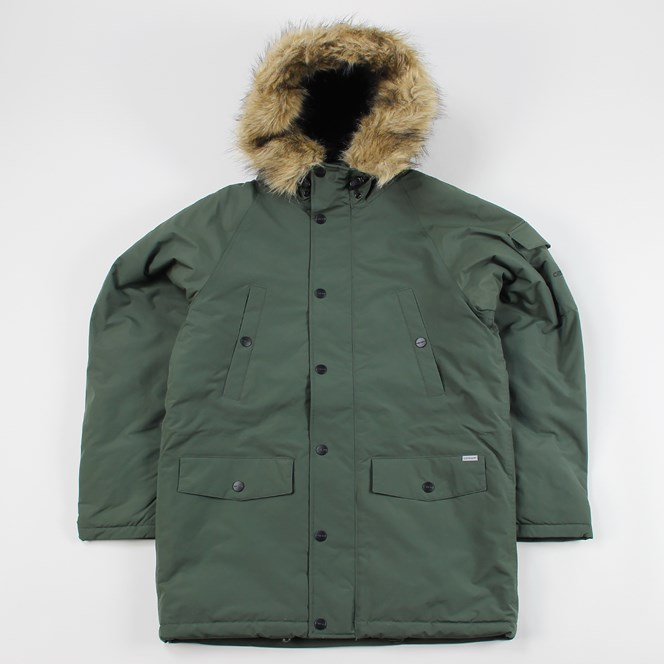 Carhartt Anchorage Parka Jacket Laurel