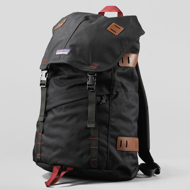 Patagonia Unisex Arbor Pack 26l Black Traveling Rucksack