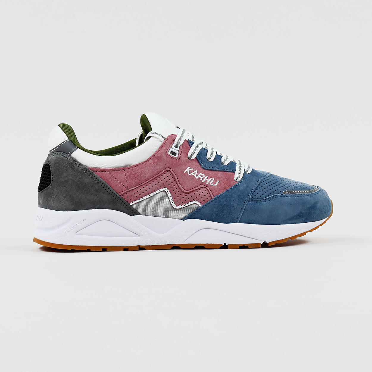 504f70462d9 Karhu Mens Aria Spring Festival Shoes Muted Clay Moonlight Blue £110.00