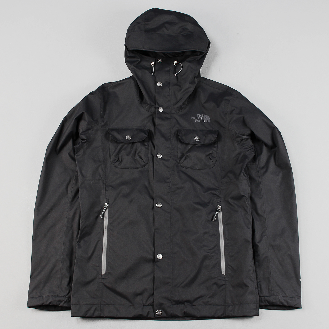 29bf20657d2e The North Face Mans Arrano waterproof jacket black coat £116.25