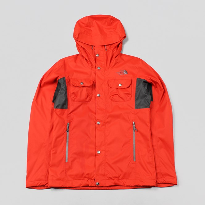 The North Face Arrano Jacket Fiery Red