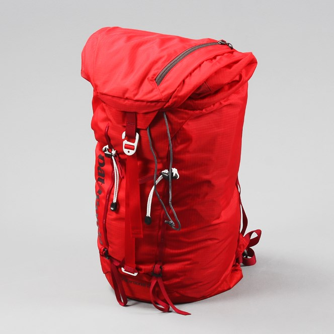 Patagonia Ascensionist Back Pack 25 Litre French Red