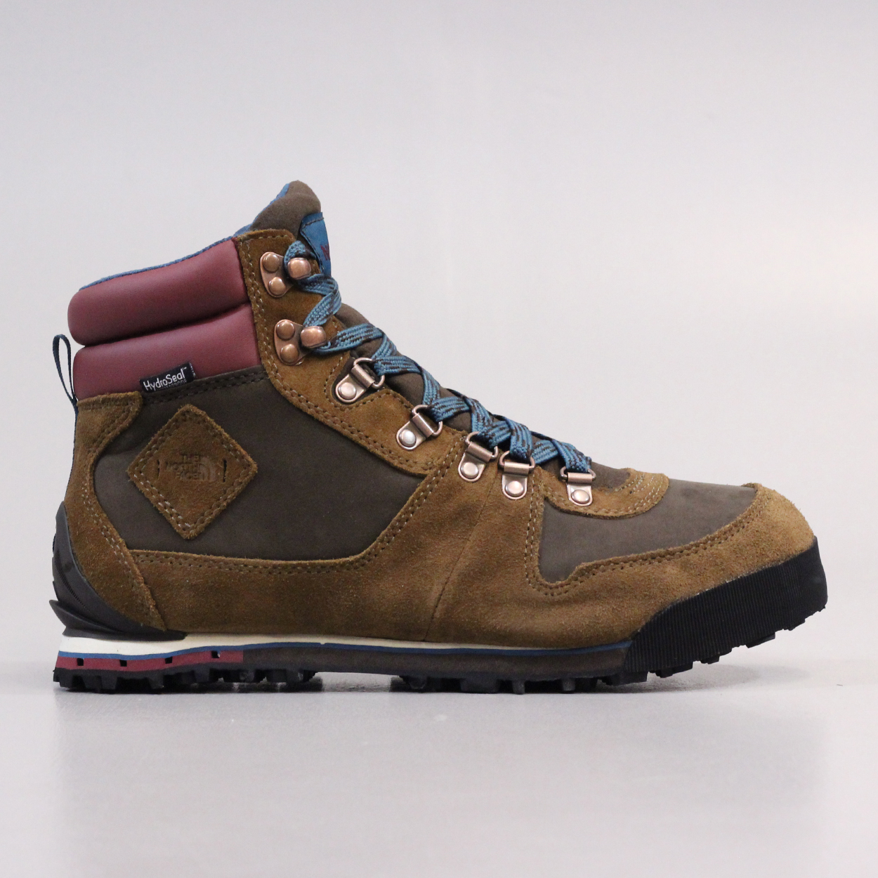 282d2f22b The North Face Mens Back-To-Berkeley 68 Boots Demitasse Brown £77.00