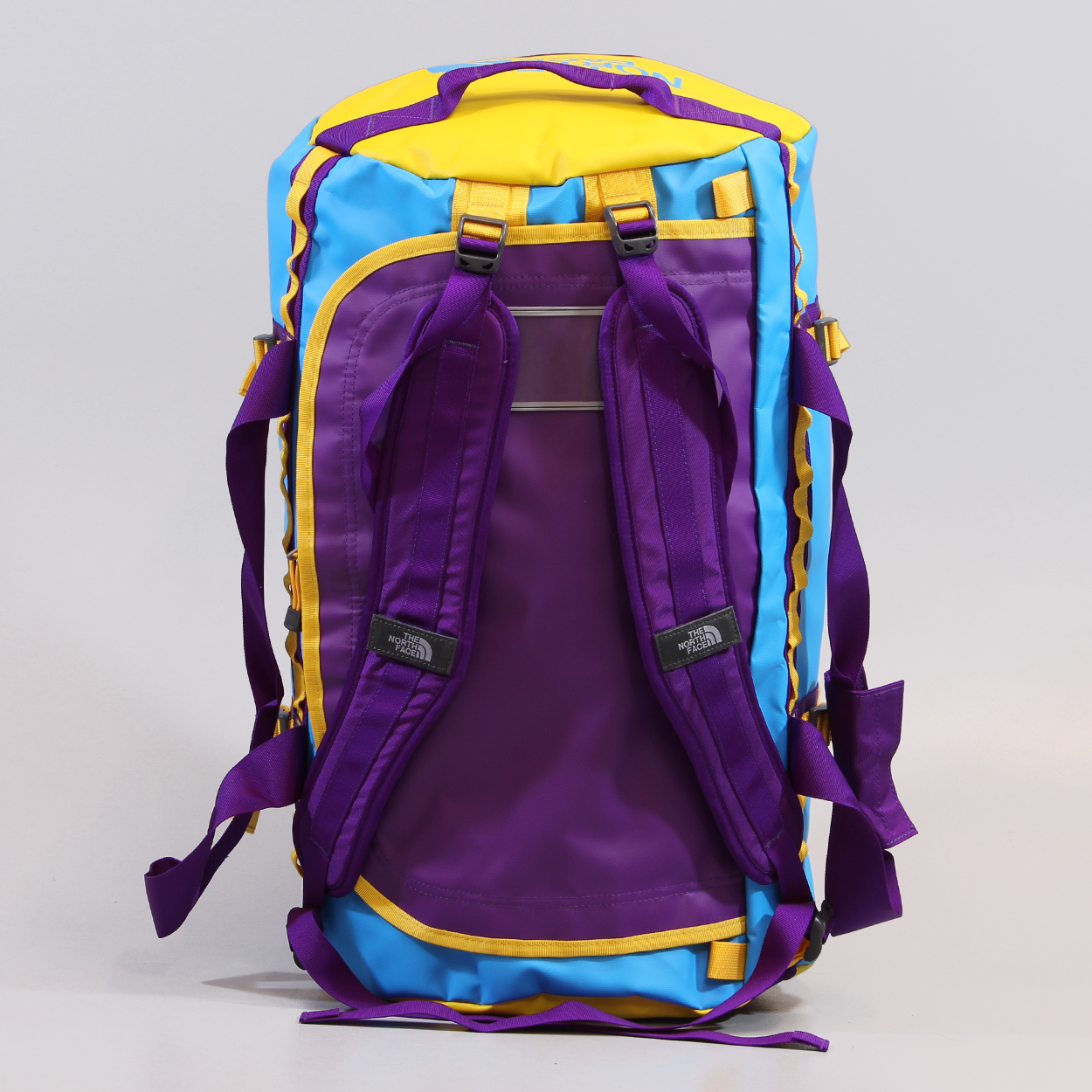 d73cecc9445 ... around the world you will see The North Face Base Camp Duffel being  collected by explorers and savvy travellers. 70 litres of space in Iris  Purple and ...