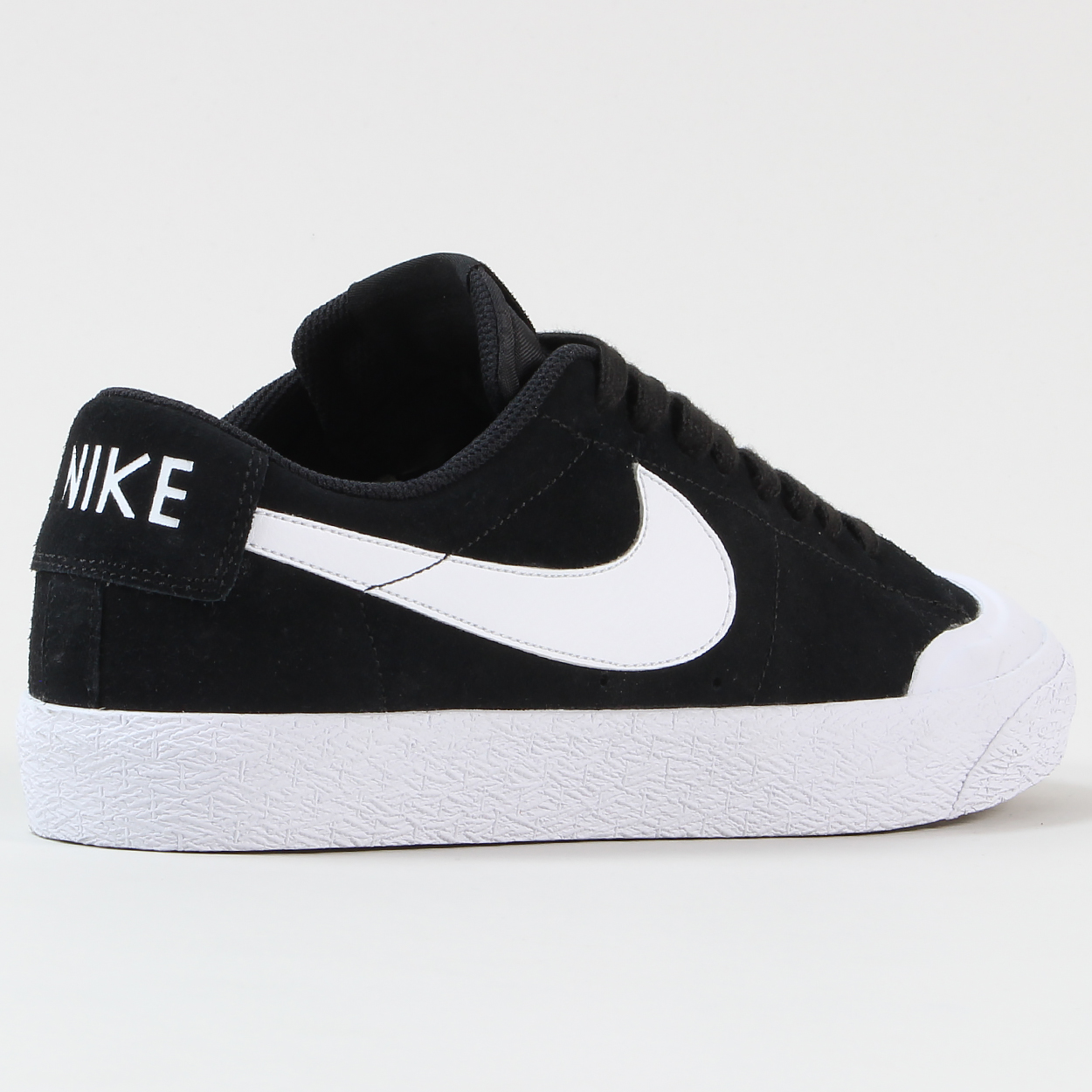 5189b62a91 Nike SB Skateboarding Mens Blazer Low XT Tough Shoes Black White £52.50
