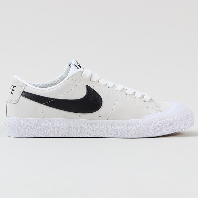 Nike SB Blazer Zoom Low XT Shoes White Black
