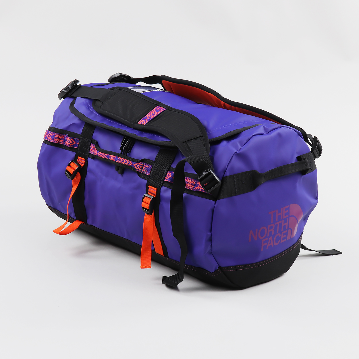 fba2554150 The North Face Luggage 92 Rage Base Camp Duffel Bag S Aztec Blue £100.00