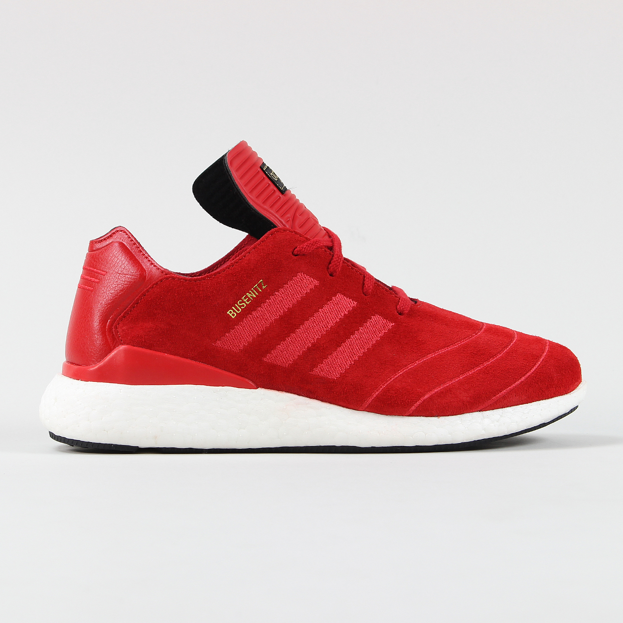 96d90c10e04 Adidas Skateboarding Dennis Busenitz Pure Boost Shoes Red £75.00