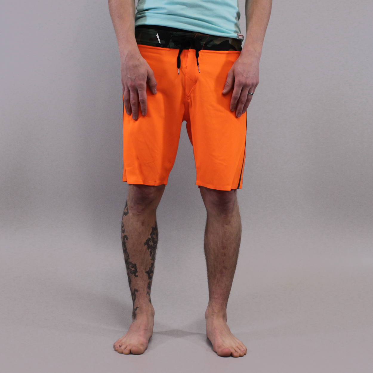 929e6bb48d Fox Racing Camino Mens Boardshorts Orange Camo Boardie Shorts £20.00
