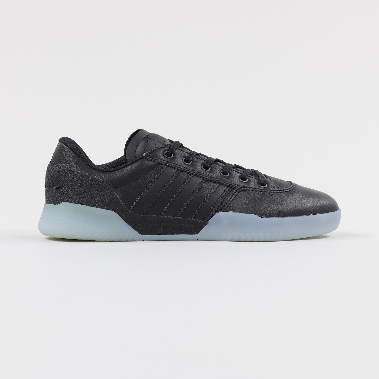 NEW ADIDAS ORIGINALS Men's City Cup Breathable Trainers Black