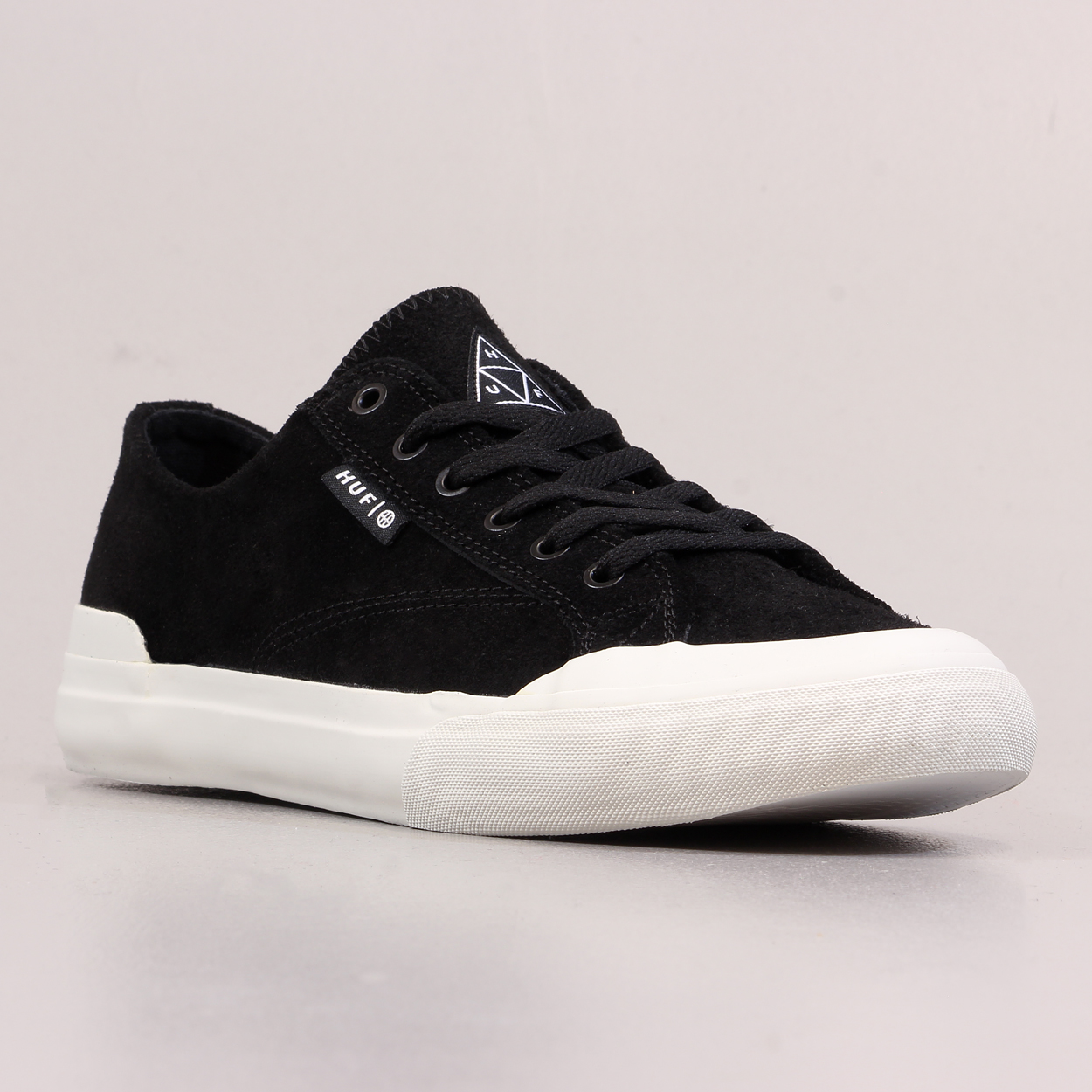 2d38dc2d3141a A vintage inspired shoe silhouette with minimal padding and a new vulc sole  from Huf