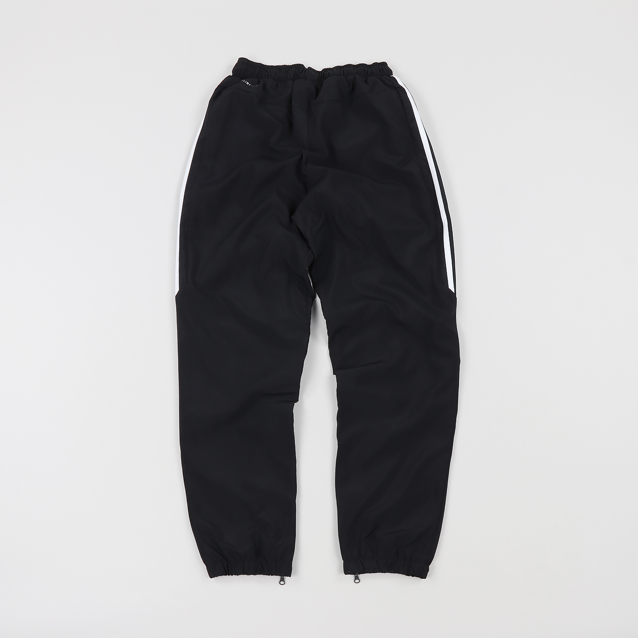 Adidas Classic Polyester Wind Tracksuit Pants Black White £36.00