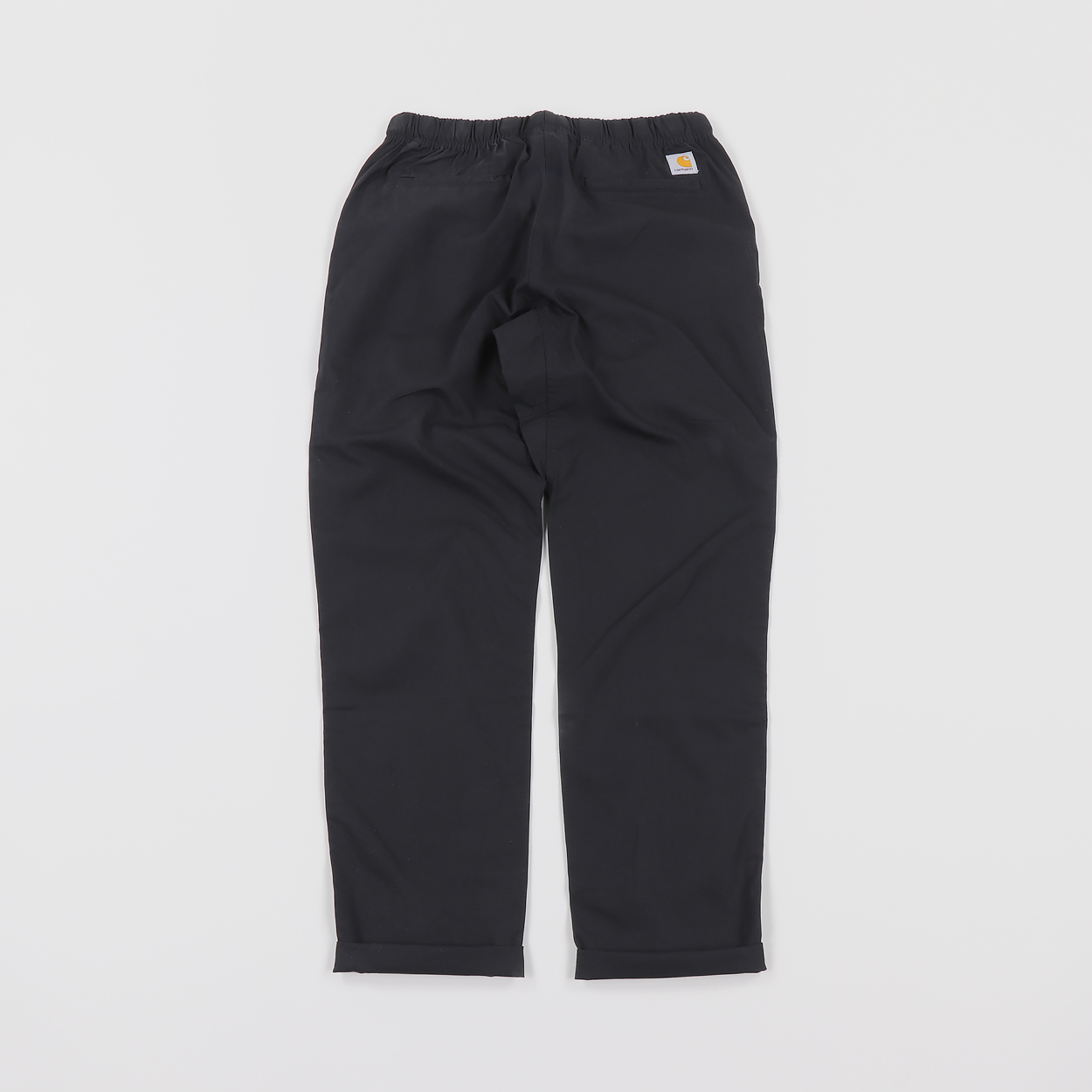 f1933f81e2 Carhartt WIP Workwear Colton Clip Cotton Tapered Pants Black £56.00