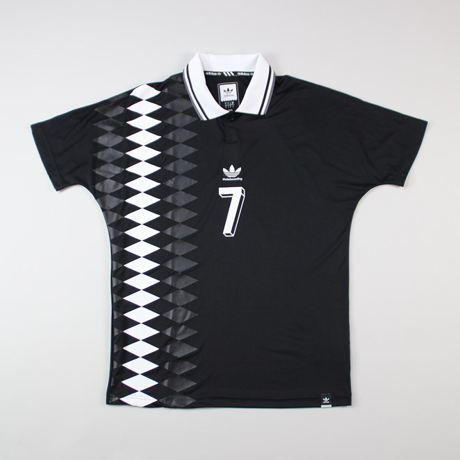 Adidas Lucas Copa Spain Football Jersey Black