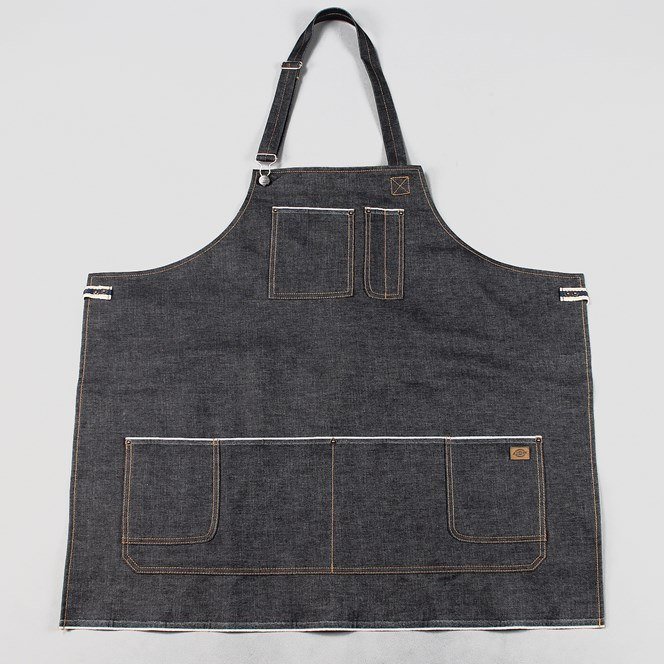 Dickies Apron Raw Denim