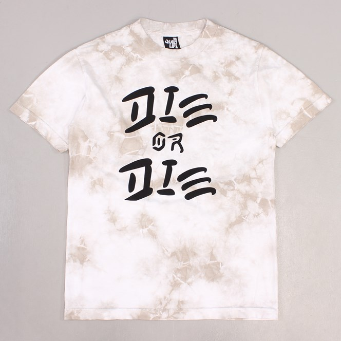 The Quiet Life Die Or Die T Shirt White