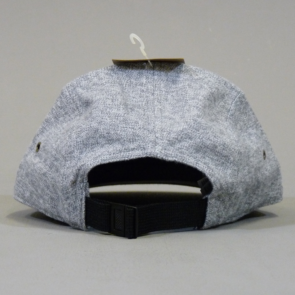 b8d52430 This Nike Divers Five Panel Cap in Grey is mostly made of cotton, but there  is some elastane in there and also some polyester. Nike SB