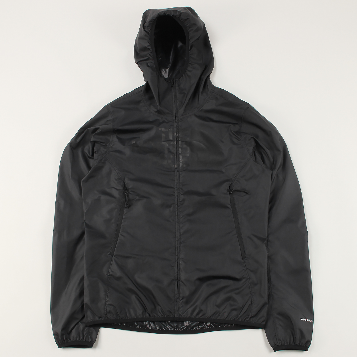a09decf21 The North Face Mens Drew Peak Windwall Zip Up Jacket Black £43.00