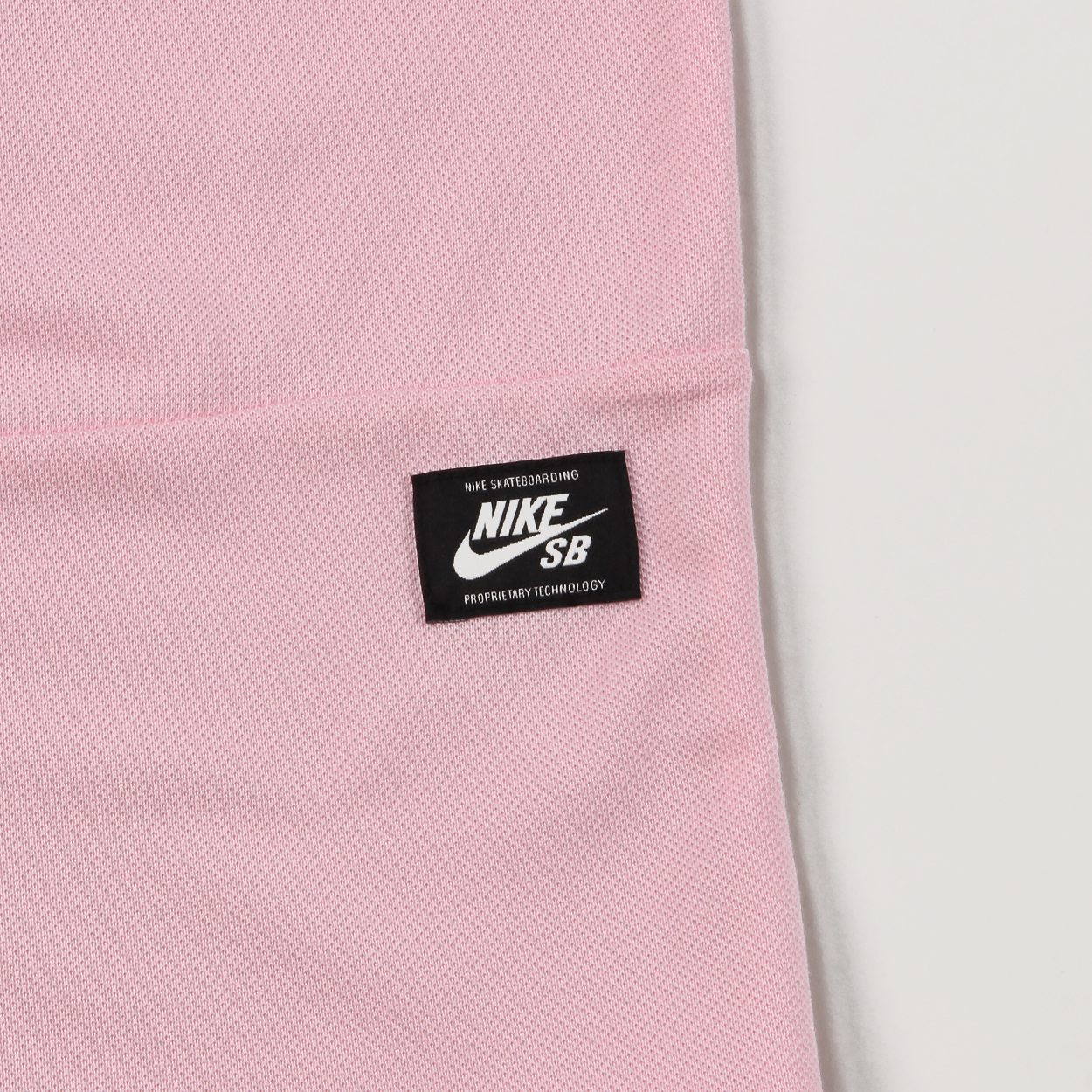 A polo shirt from Nike SB made with dri-FIT technology cotton in a  pique-woven style. It features an embroidered logo to the chest with  ventilation holes ... 02c741e6447