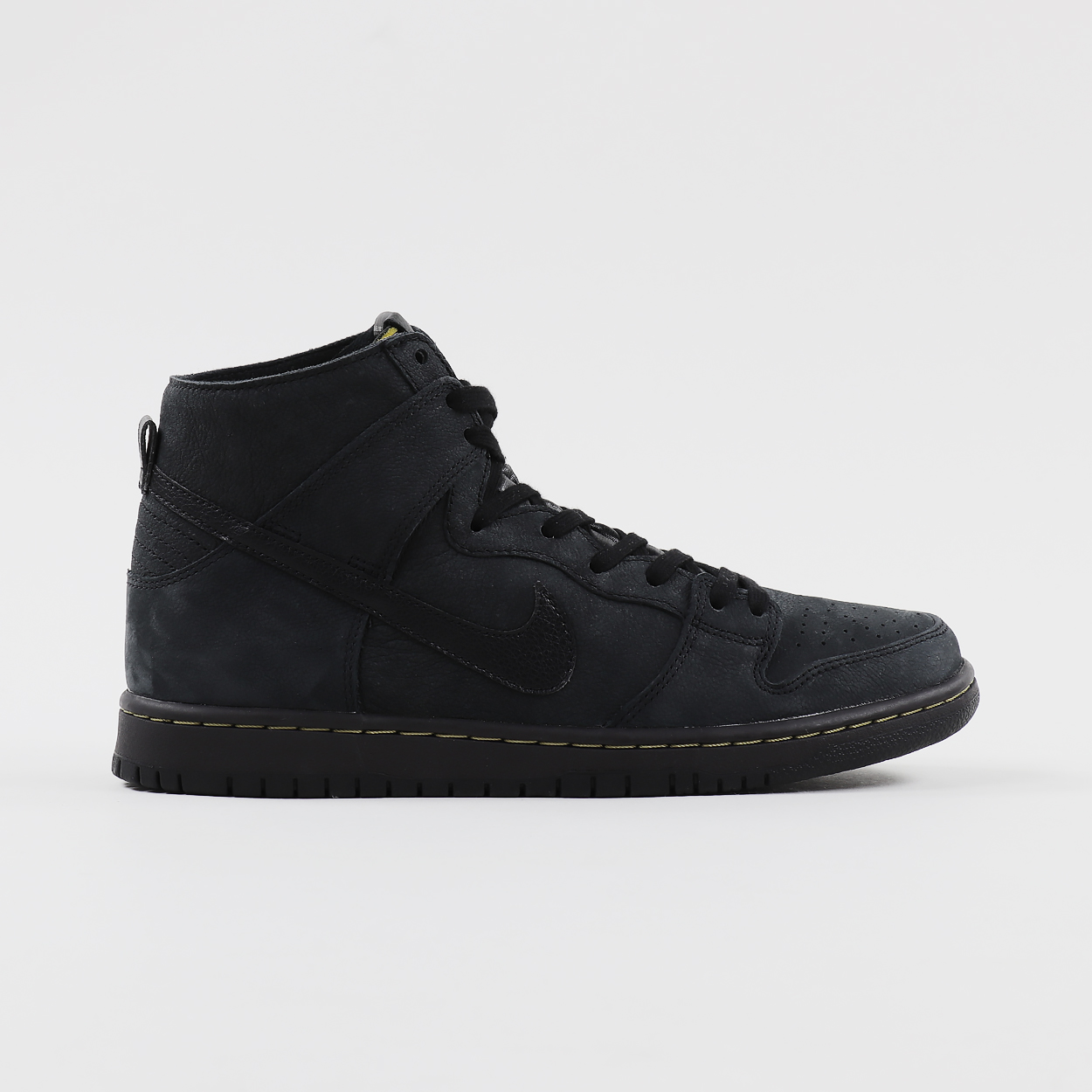 new concept b1730 55d94 Nike SB Dunk High Pro Deconstructed Premium Shoes Black Velvet Brown