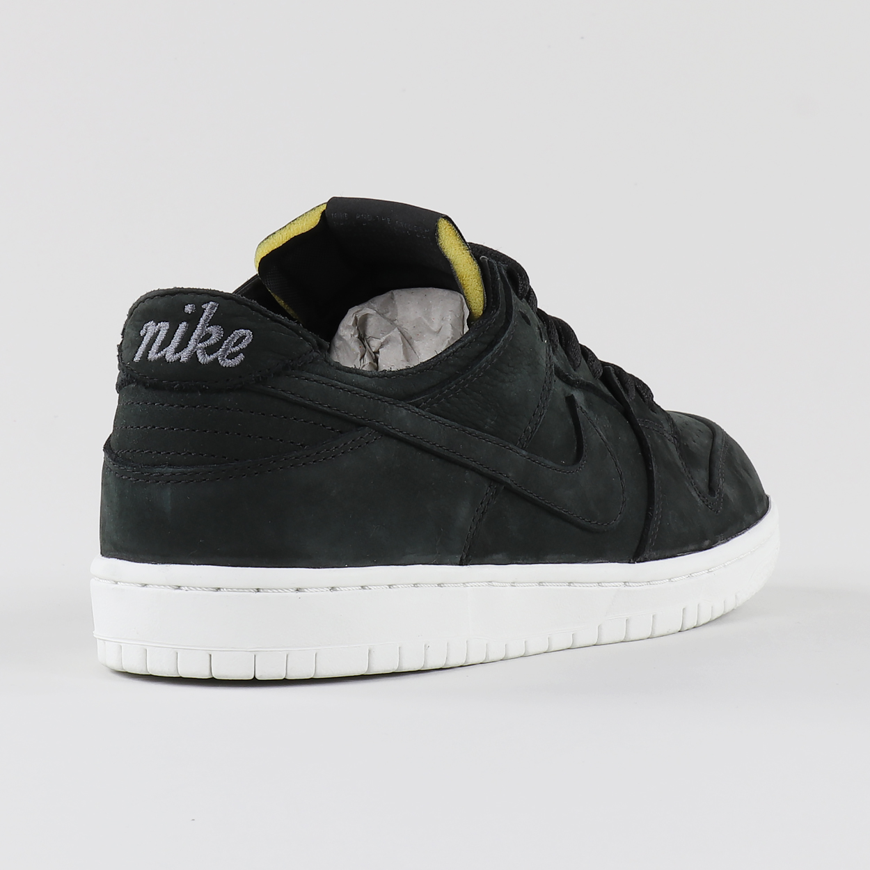 879330f70941b The timeless Dunk silhouette takes a low shape and a deconstructed nubuck  upper to reveal itself as a marvelous skate shoe with Zoom Air heel unit  and toe ...
