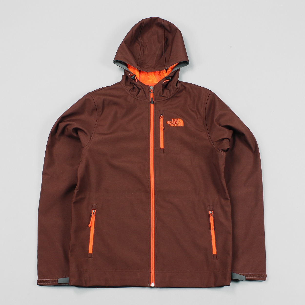dc2aa238398 The North Face Mens Durango Hoodie Jacket Sequence Red Outdoor £105.00