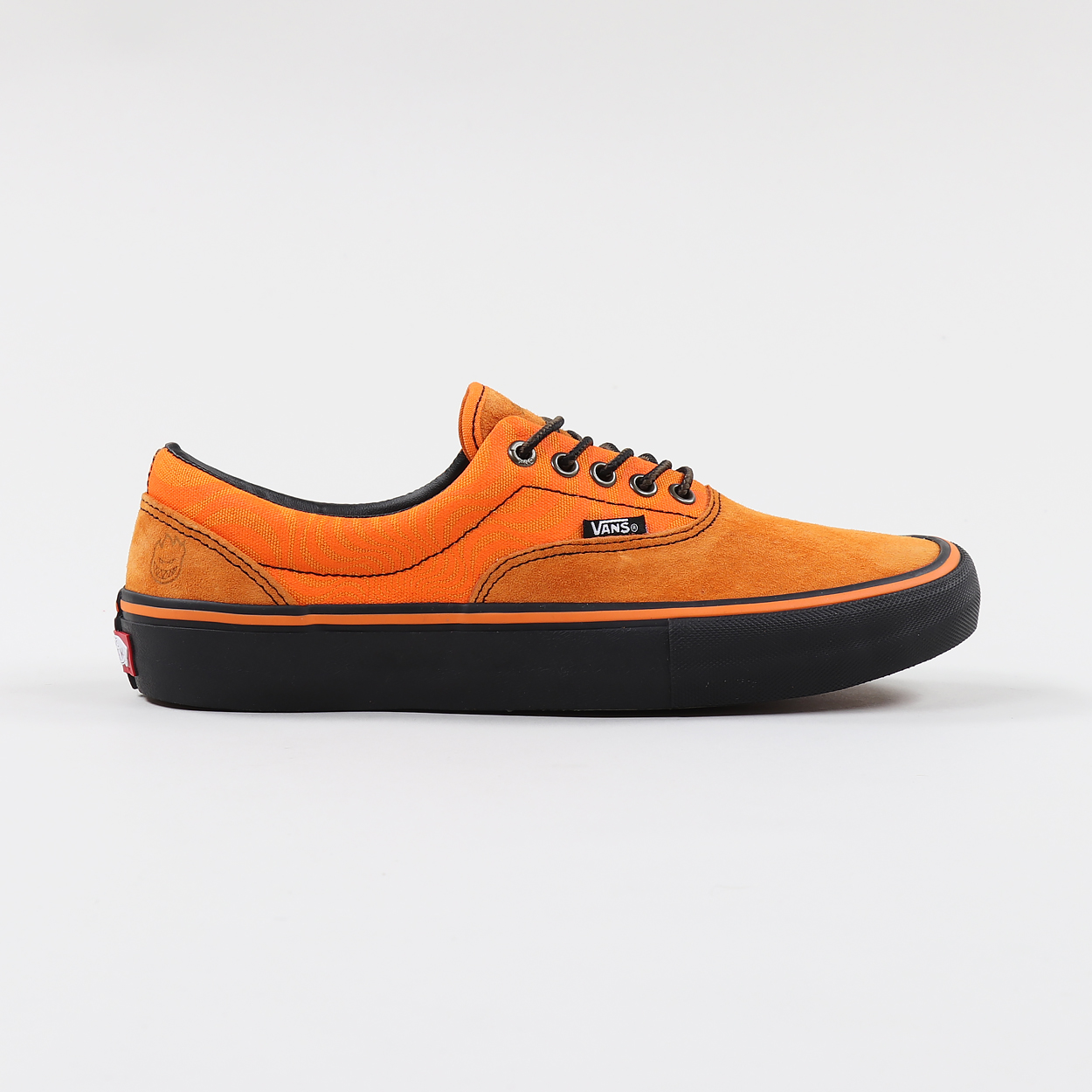 92e772ea73d60c Vans x Spitfire Skate Era Pro Suede Canvas Shoes Cardiel Orange £55.00