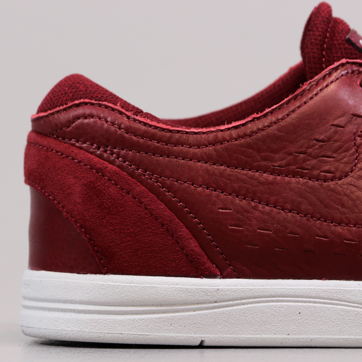 info for 612ca 02534 Signature Eric Koston Premium Skate shoe from Nike SB for a smart look to  skate or save for a special occasion.