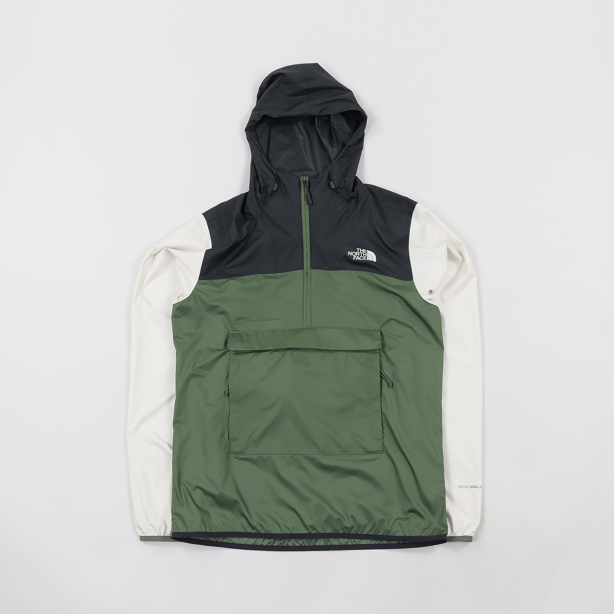 d44c0dce2 The North Face Fanorak Polyester Jacket Four Leaf Clover Multi £70.00