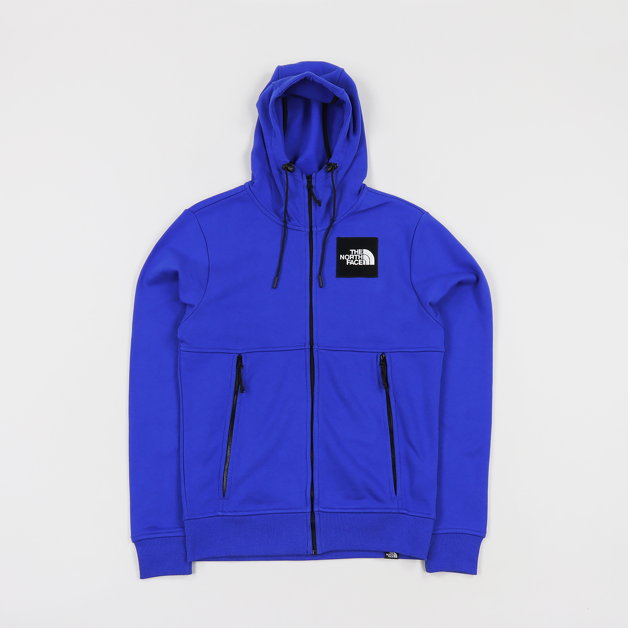 4a3402e8a5d The North Face Black Label Fine Full Zip Hoodie Bright Cobalt £70.00