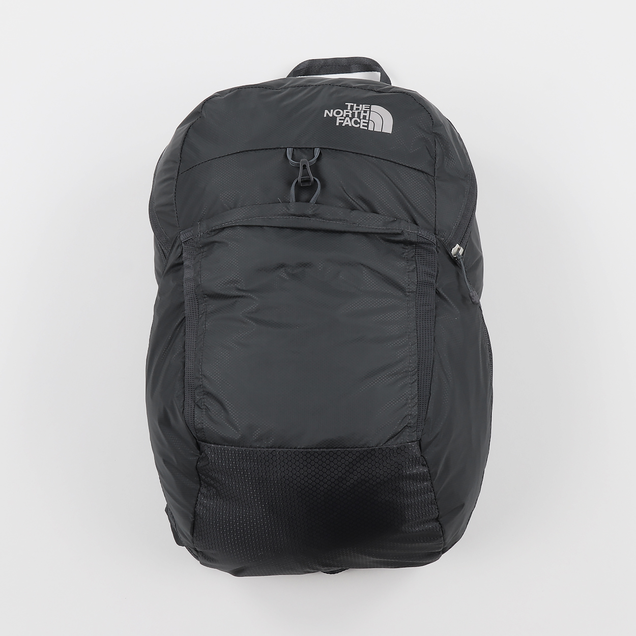 04672ecef The North Face Flyweight Packable Lightweight Day Pack Bag Grey £22.00