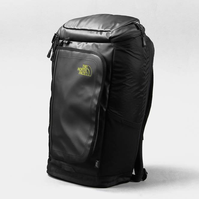 the north face fuse box charged bag black battery pack rucksack the north face fuse box charged 25l bag black
