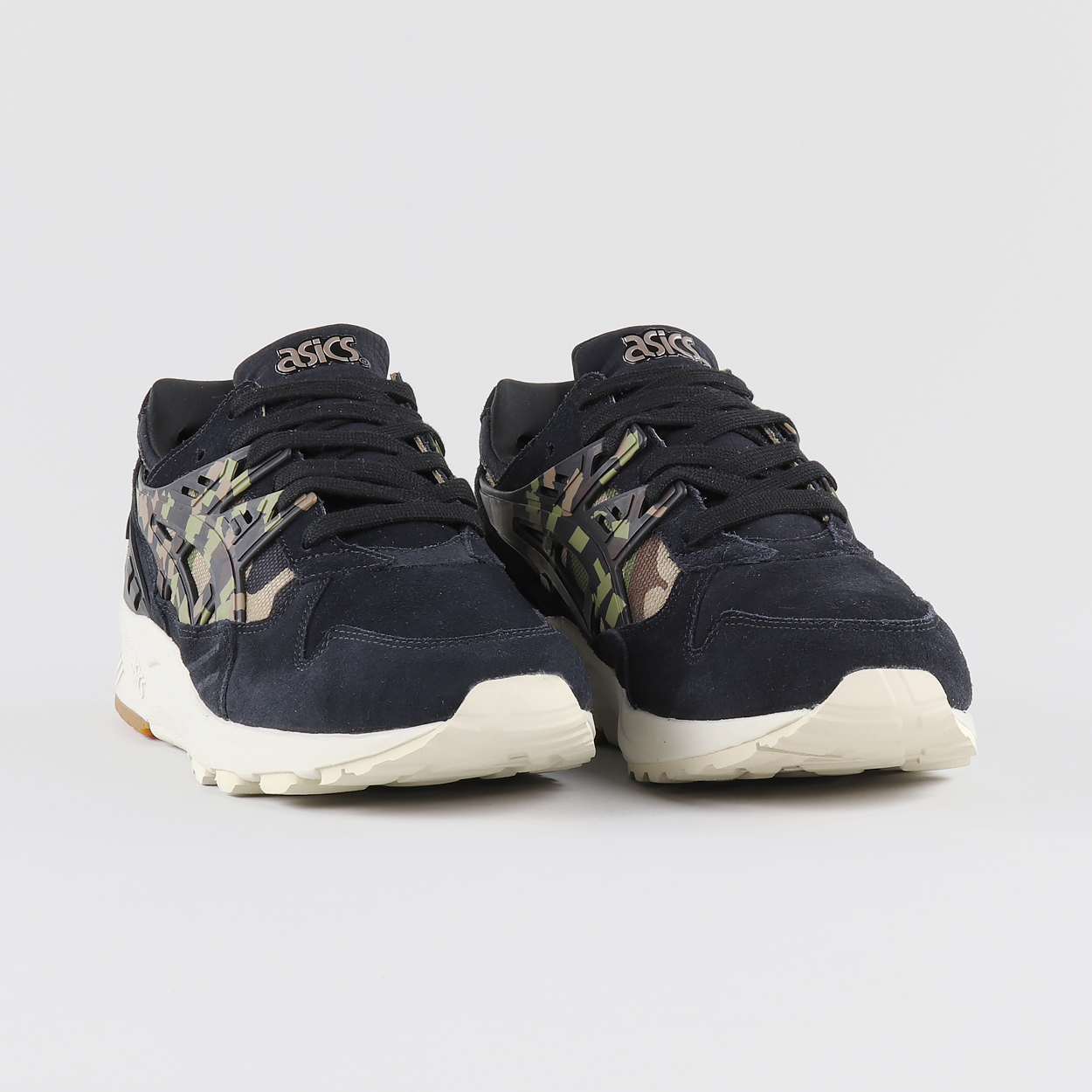 9aafb462af68 The classic Kayano sillhouette has taken a more newfangled approach with  tough suede and canvas uppers combined with rubber detailing and the iconic  Gel ...