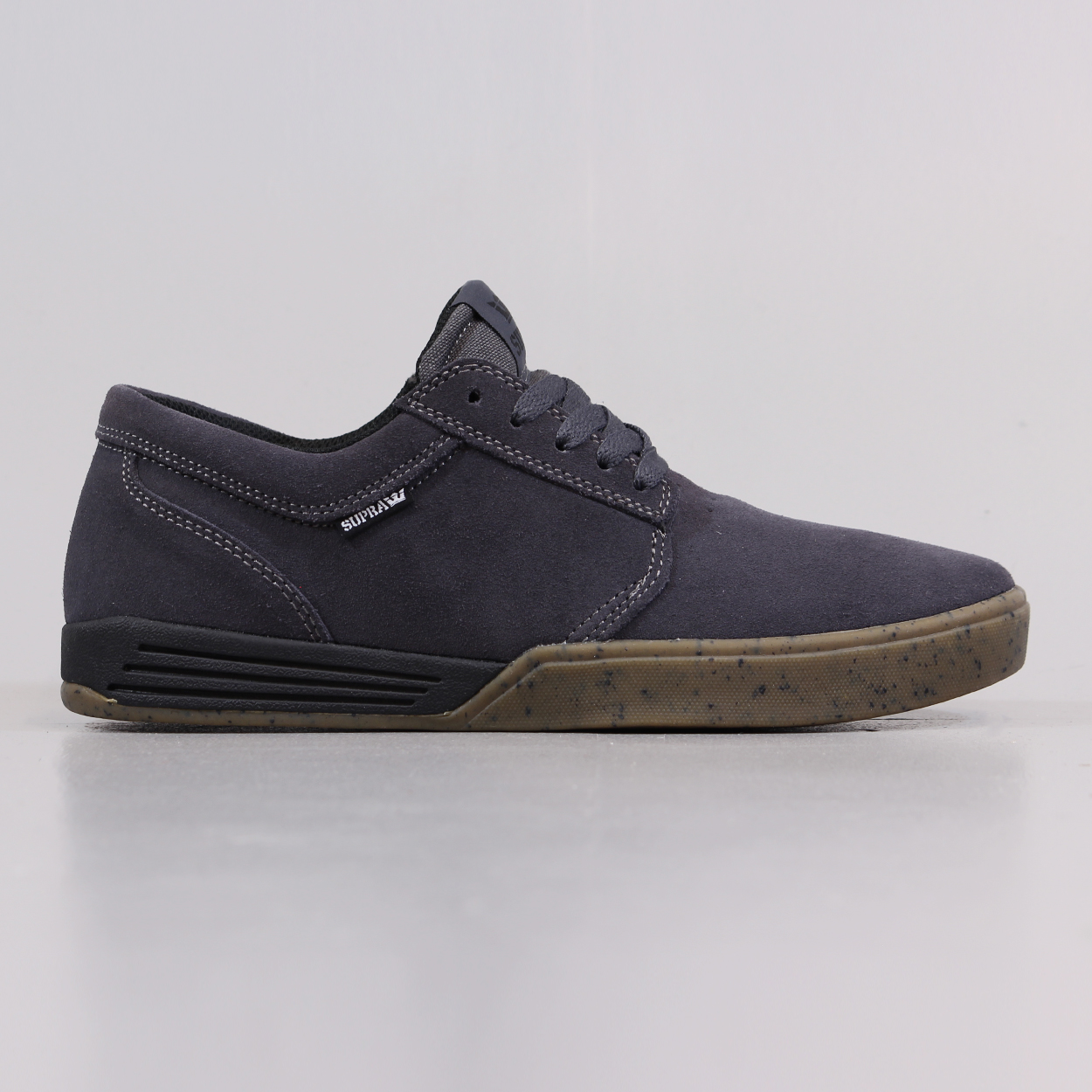 finest selection 10650 a0461 Supra Footwear Mens Hammer Skate Shoes Trainers Charcoal Grey £48.75