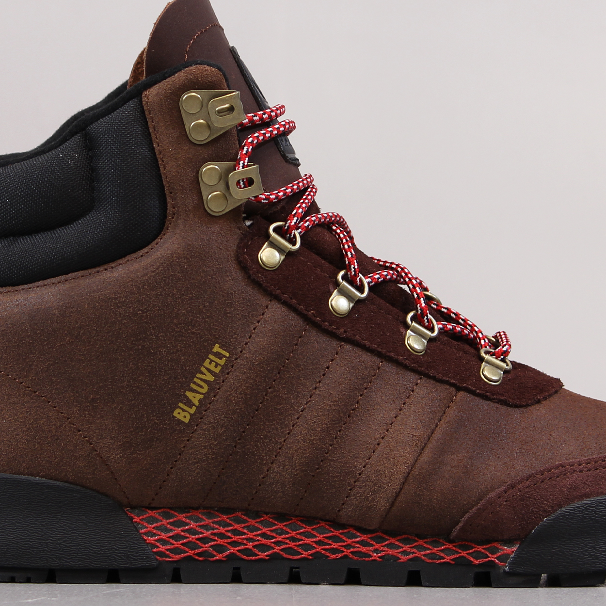 the latest 10093 f0cb4 Make it possible to be outdoors in the great British weather with these  weather-resistant, Adidas Jake 2.0 Boots.