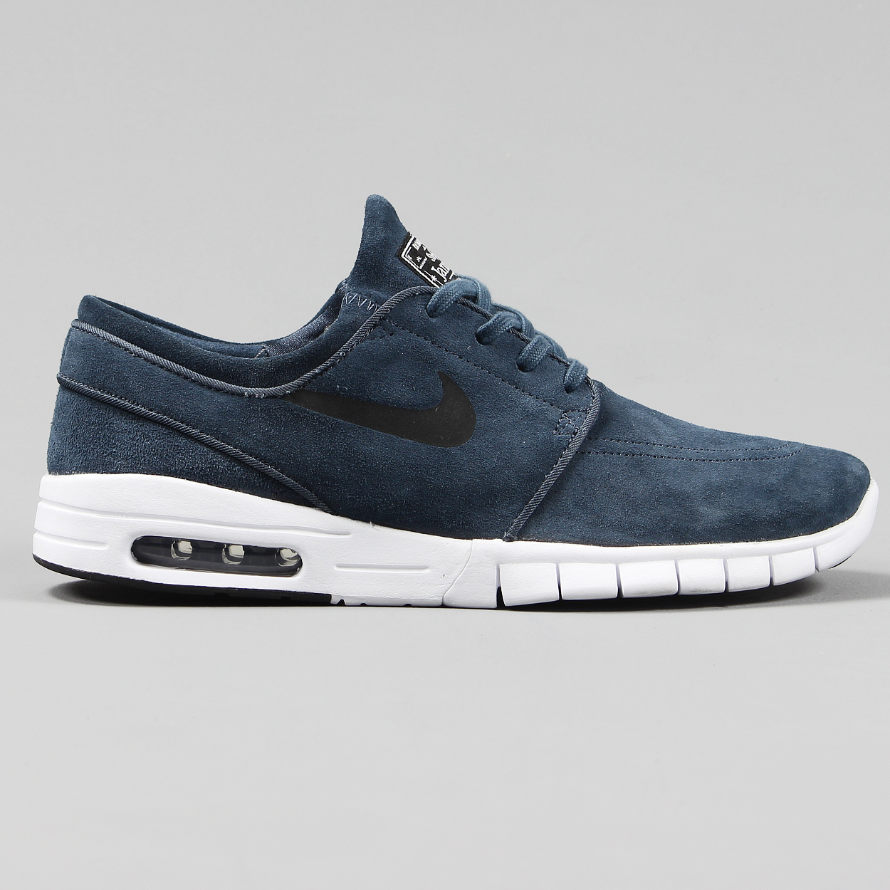 777512db305d4b Nike SB Stefan Janoski Max L Shoes Squadron Blue Black White £74.25