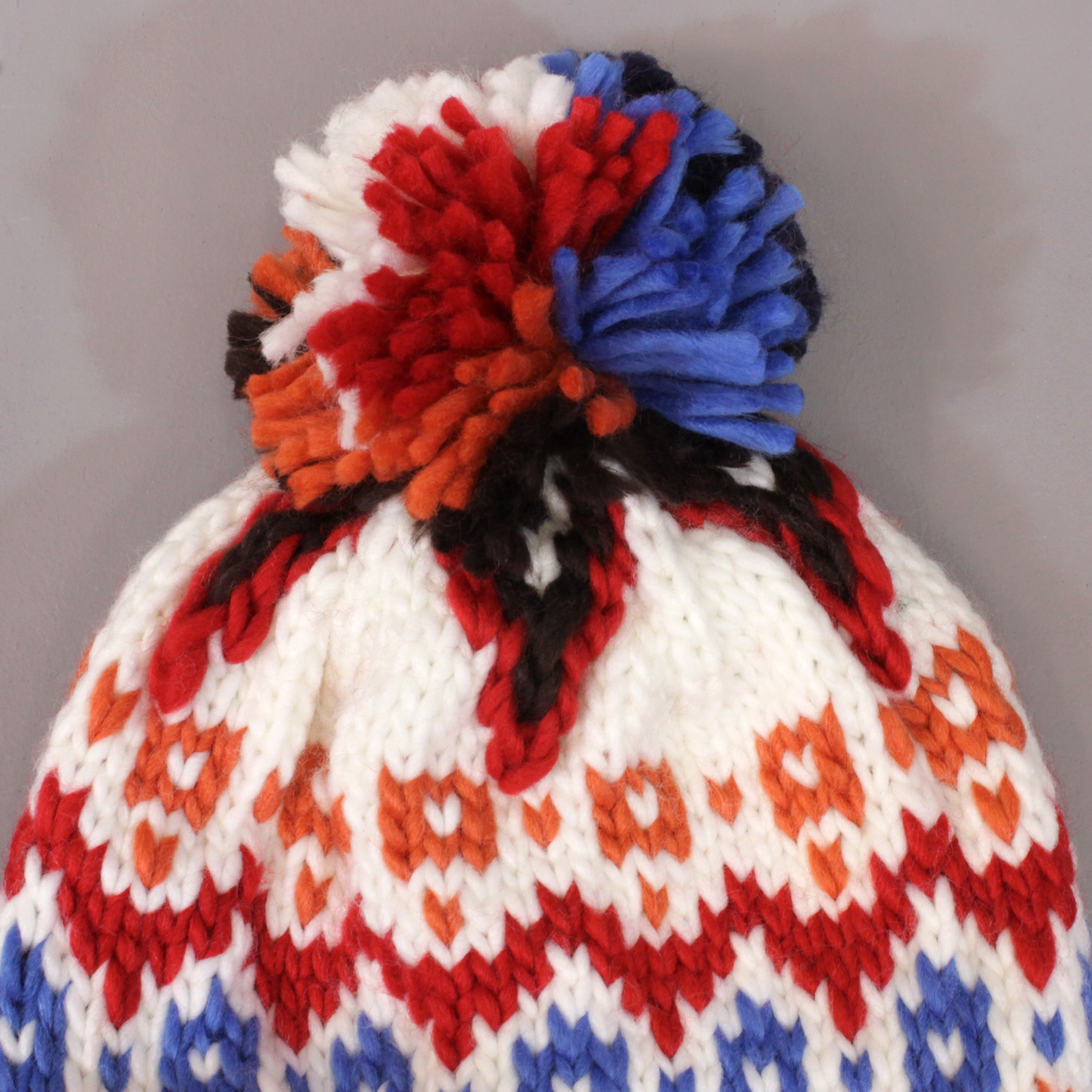 43171c97a9d Chunky knit with a good splash of colour for some bright winter warming  goodness. The Penfield Jarrow Beanie also has a traditional beanie for  style points