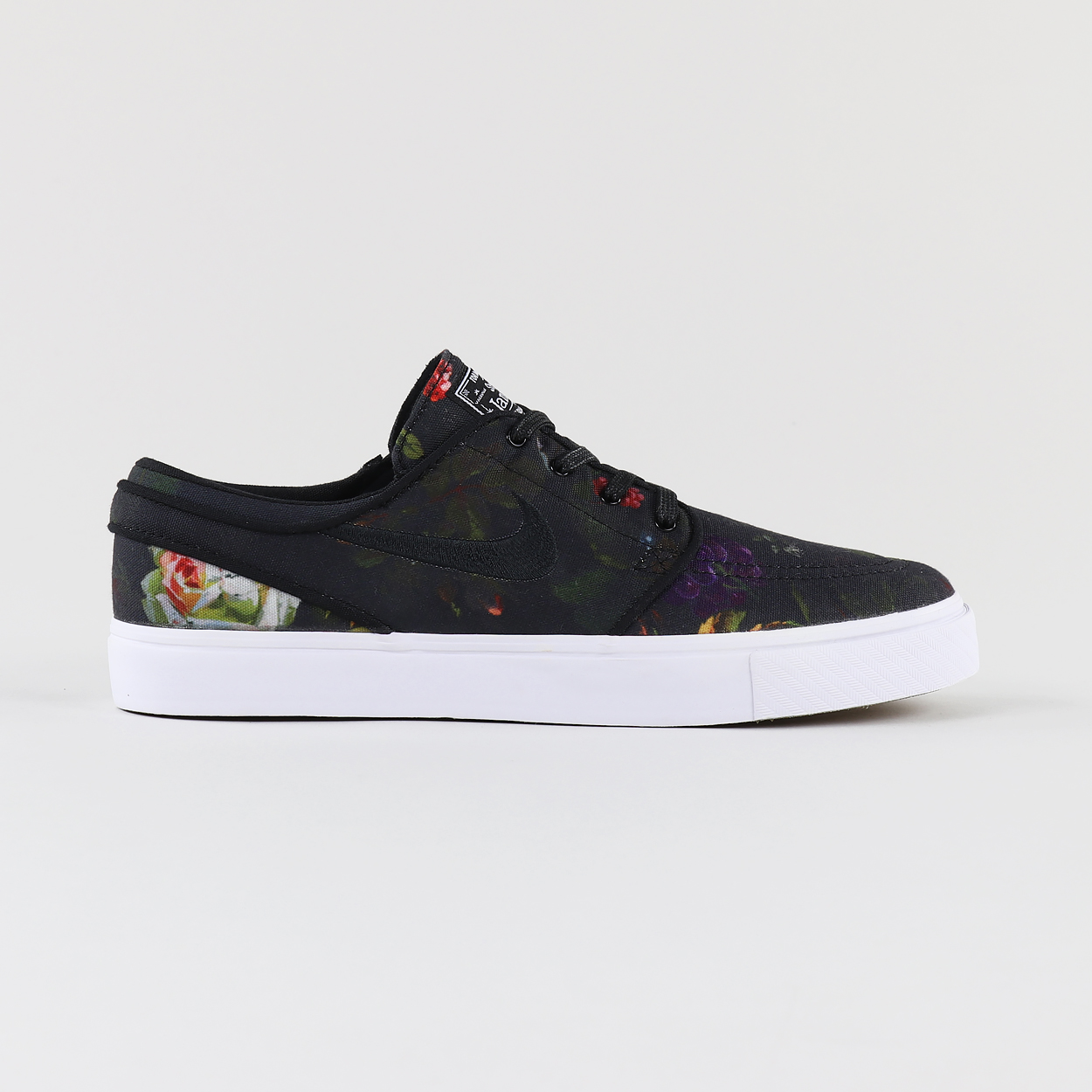 Nike SB Mens Skateboarding Janoski Skate Canvas Floral Shoes £52.50 3d6739b66