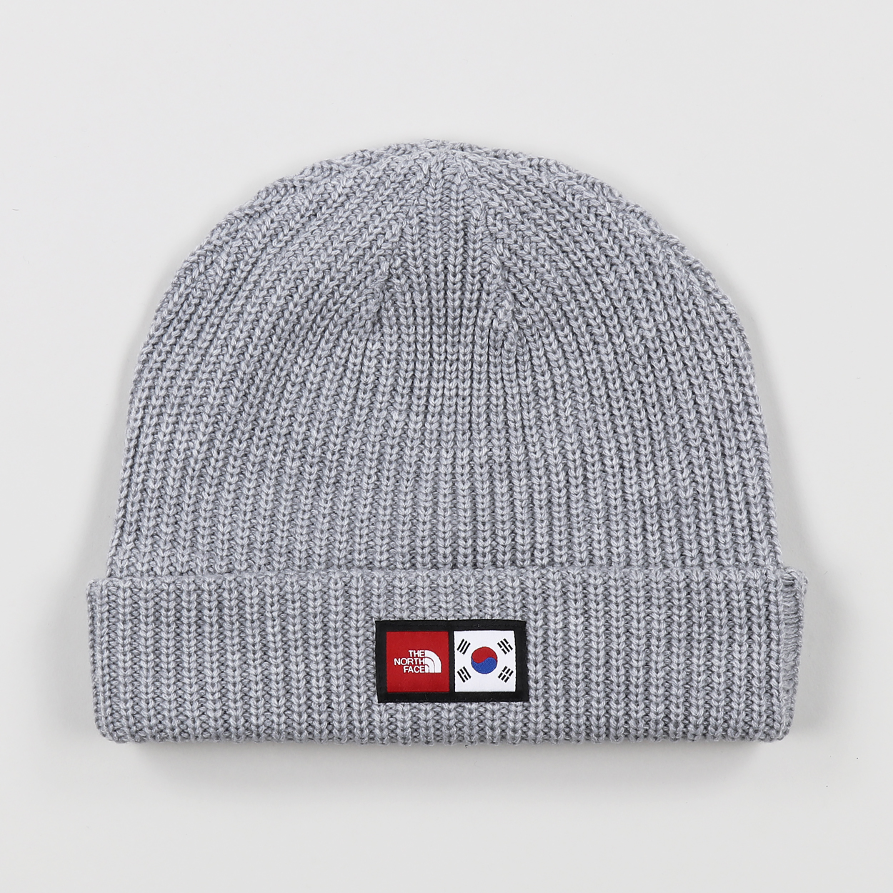 96399aba6 The North Face IC Label Beanie Light Grey Heather £18.00
