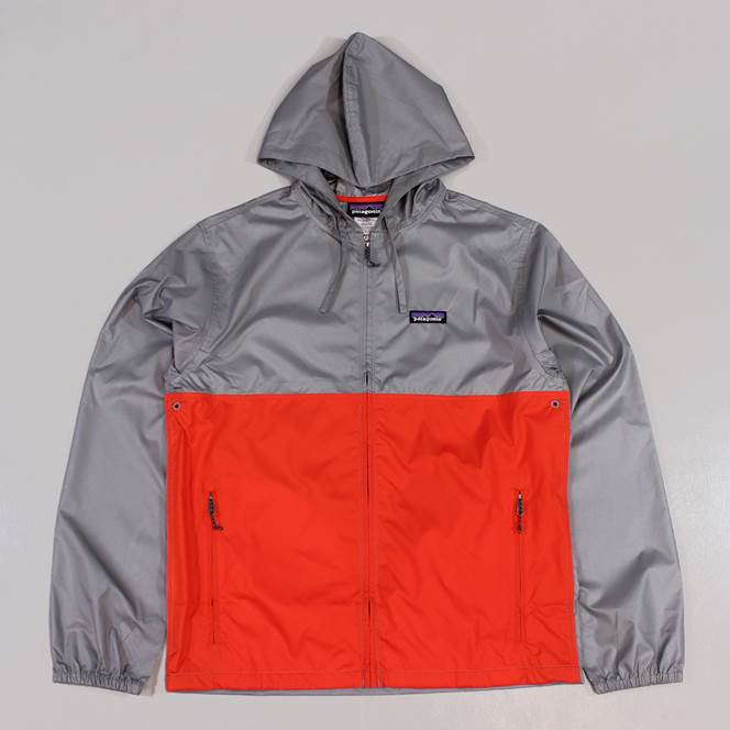 patagonia mens windproof light and variable hoody turkish red. Black Bedroom Furniture Sets. Home Design Ideas